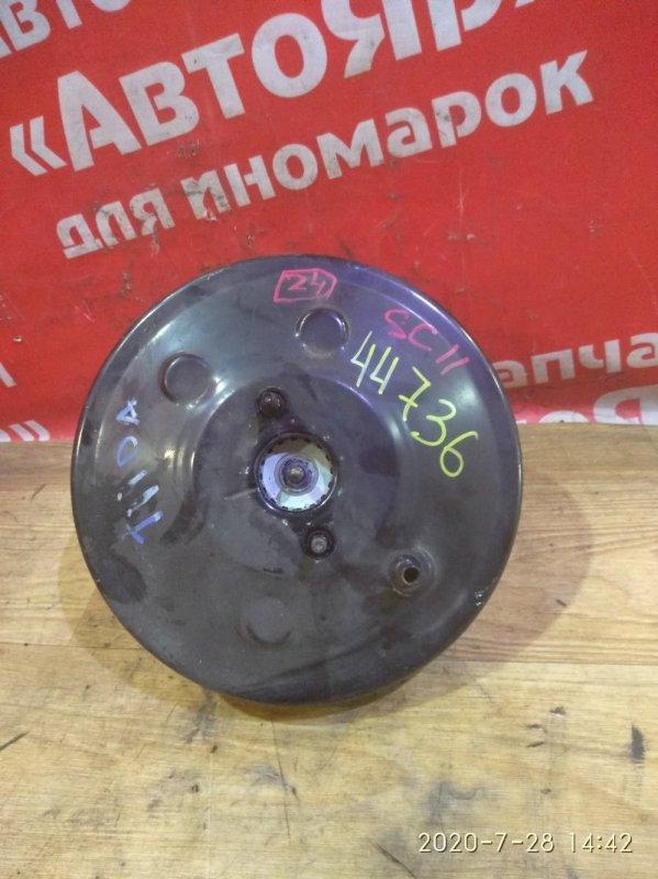 Вакуумник Nissan Tiida Latio SC11 HR15DE 05.2009 цена без ГТЦ