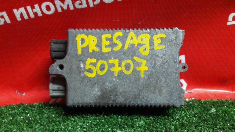 Блок розжига ксенона Nissan Presage HU30 VQ30DE Дефект крепления.