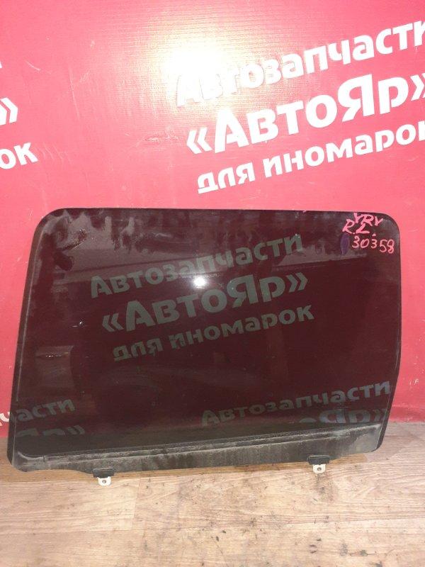 Стекло боковое Daihatsu Yrv M201G K3-VE 2003 заднее левое