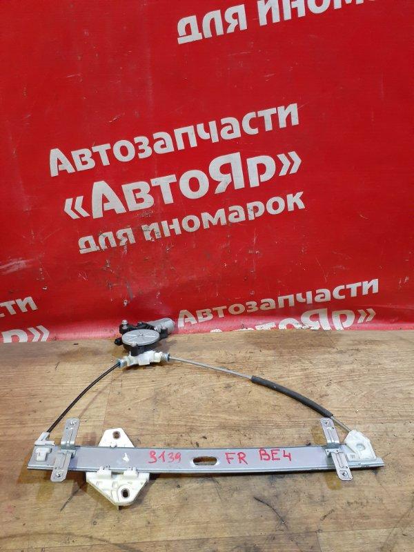 Стеклоподъемник Honda Edix BE4 K20A 2004 передний правый