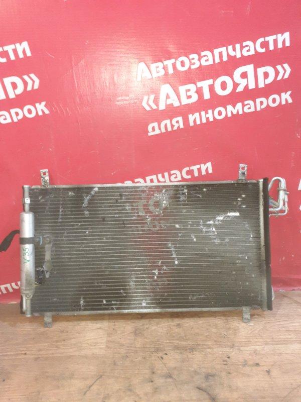Радиатор кондиционера Nissan Skyline PV35 VQ35DE