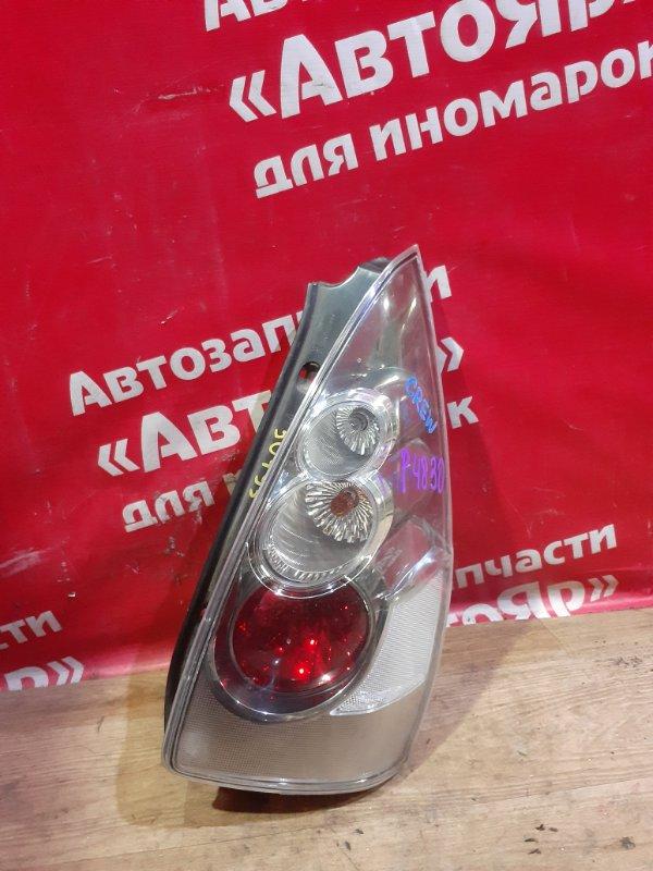Стоп-сигнал Mazda Premacy CREW LF-DE задний правый 48-30