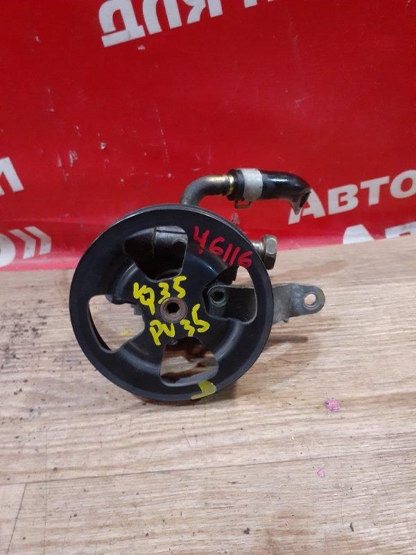 Насос гидроусилителя Nissan Skyline PV35 VQ35DE 11.2004 49110-AM605