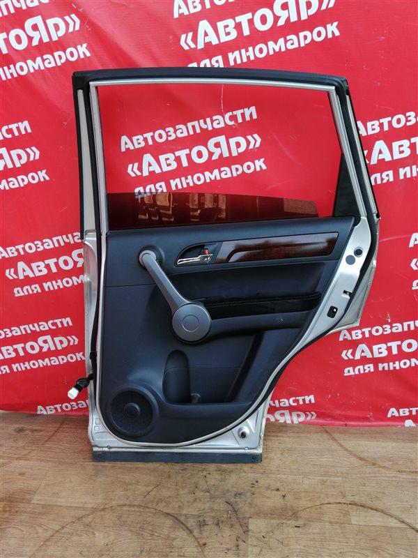 Стеклоподъемник Honda Cr-V RE4 K24A 2009 задний правый