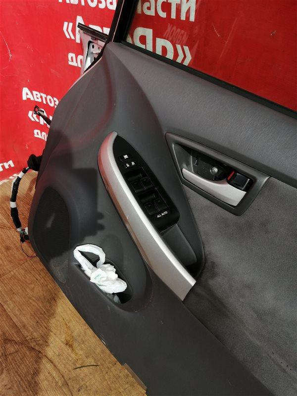 Блок управления стеклоподъемниками Toyota Prius ZVW30 2ZR-FXE 04.2009