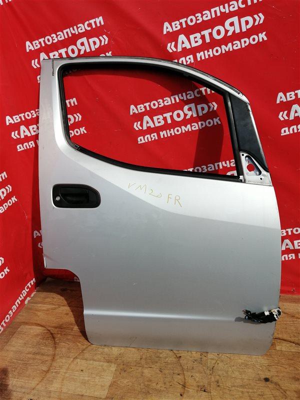 Стекло боковое Nissan Nv200 VM20 HR16DE 04.2012 переднее правое Опускное.