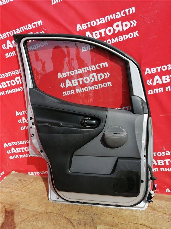 Стеклоподъемник Nissan Nv200 VM20 HR16DE 04.2012 передний левый