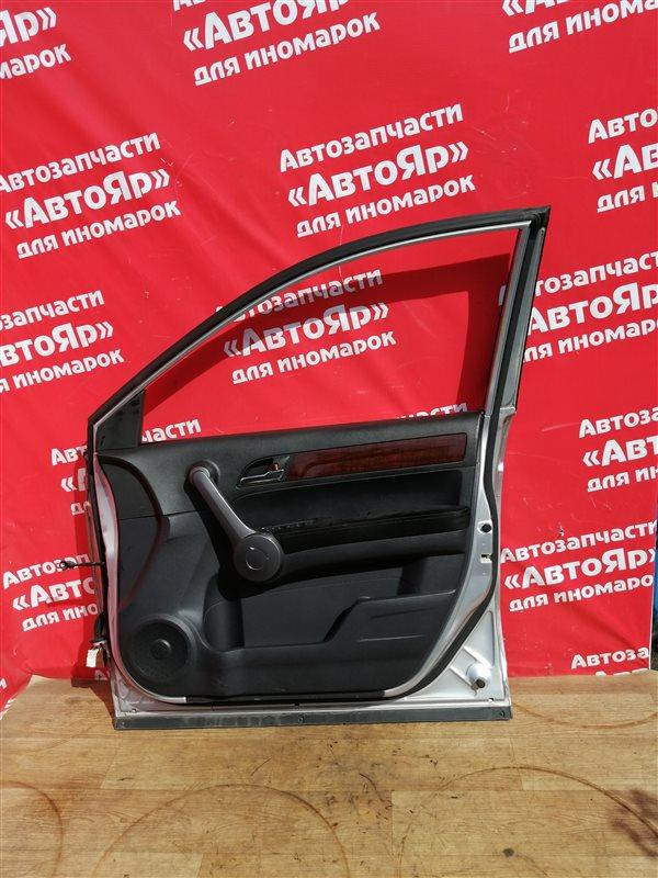 Стеклоподъемник Honda Cr-V RE4 K24A 2009 передний правый