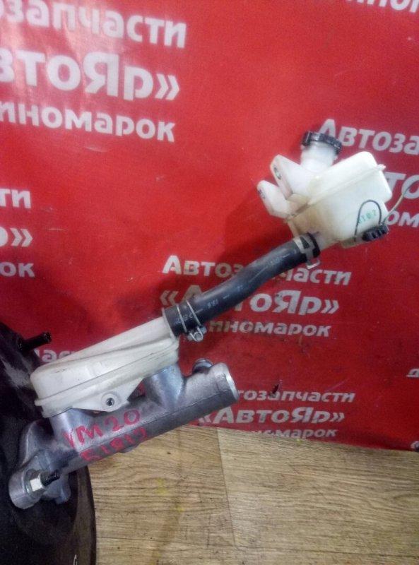 Главный тормозной цилиндр Nissan Nv200 VM20 HR16DE 04.2012 2шп, цена без вакуумника