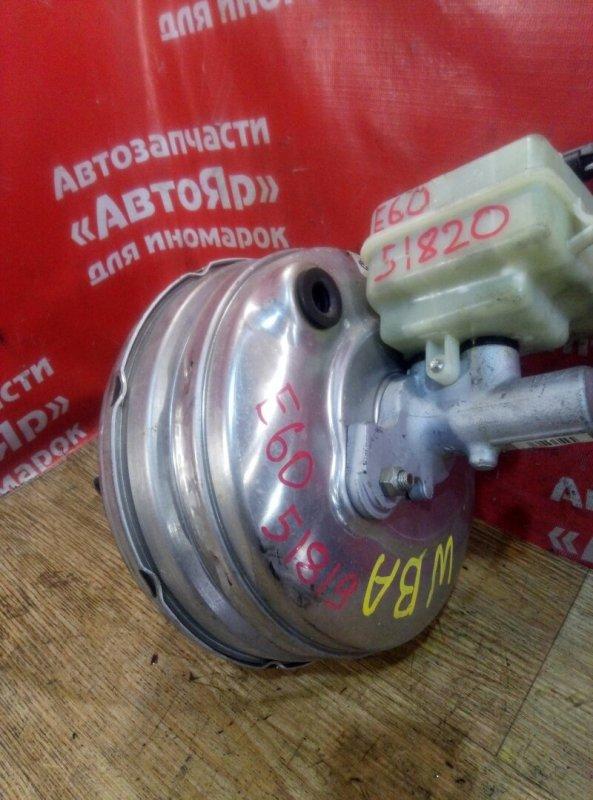 Вакуумник Bmw 525I E60 N52B25A 04.2005 дефект пыльника, цена без ГТЦ. 34 33 6 779 742