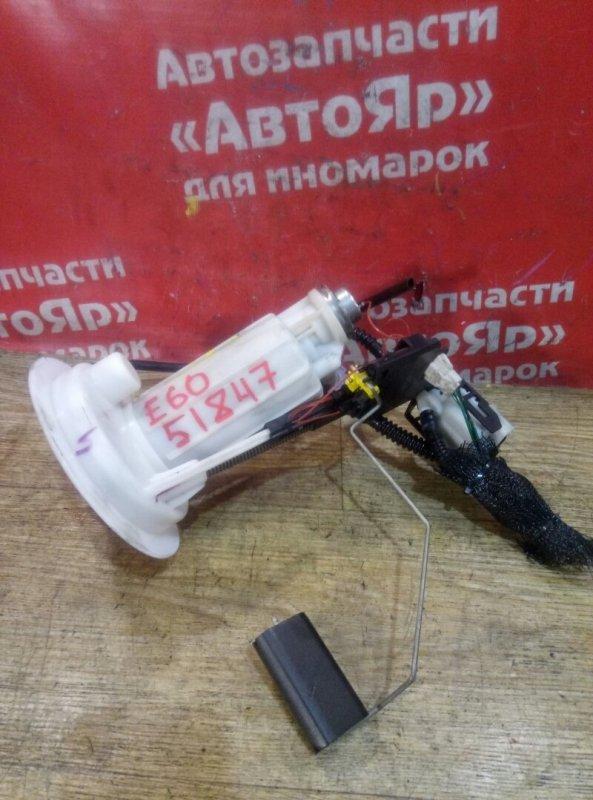 Датчик уровня топлива Bmw 525I E60 N52B25A 04.2005