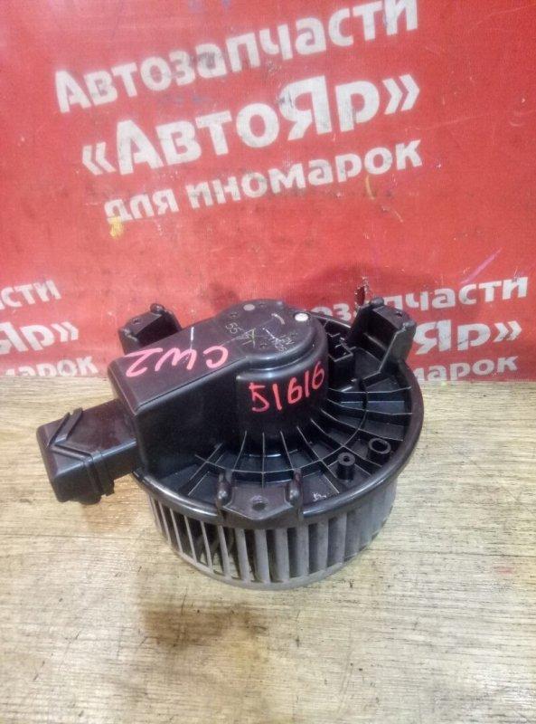 Вентилятор (мотор отопителя) Honda Accord CU2 K24A 2008 2конт. 79310TL1E01