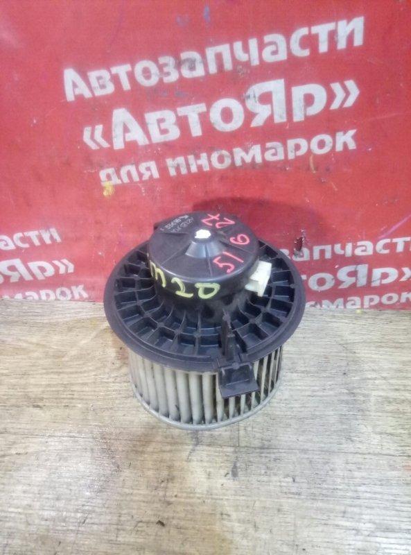 Вентилятор (мотор отопителя) Nissan Nv200 VM20 HR16DE 04.2012 3361B20416, 2конт/ 27226EE91C