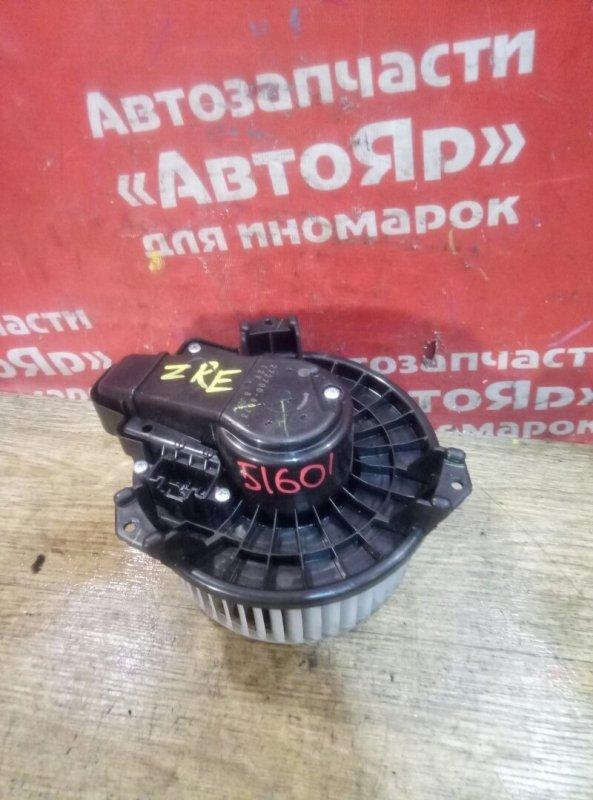 Вентилятор (мотор отопителя) Toyota Corolla Fielder ZRE144G 2ZR-FE 08.2007 272700-8073, 3конт