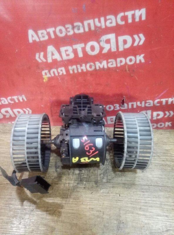 Вентилятор (мотор отопителя) Bmw 525I E60 N52B25A 04.2005 6934972