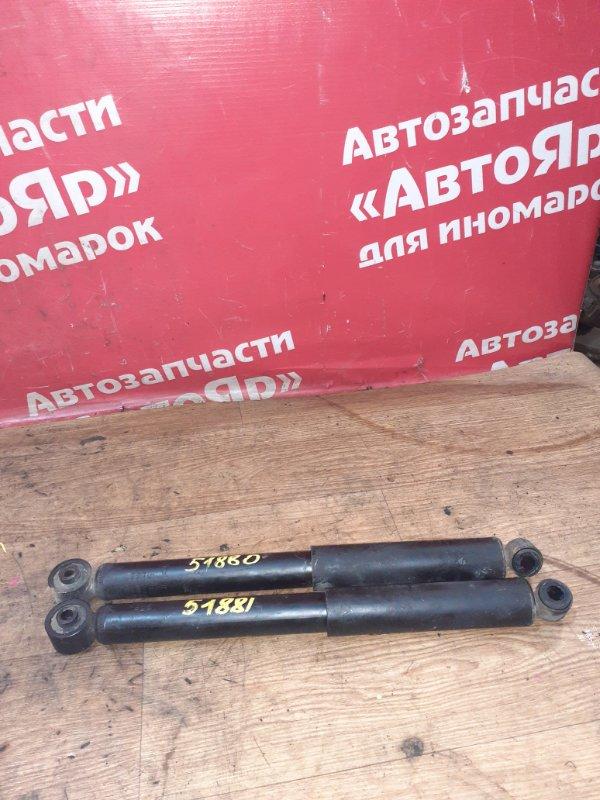 Амортизатор Nissan Nv200 VM20 HR16DE 04.2012 задний левый цена за штуку, продажа парой