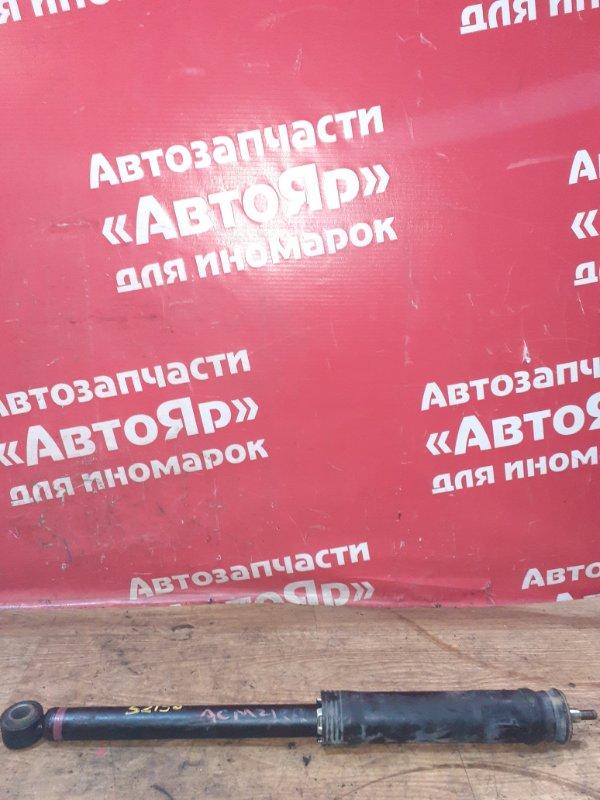 Амортизатор Toyota Ipsum ACM21W 2AZ-FE 2006.12 задний левый цена за один, продажа парой