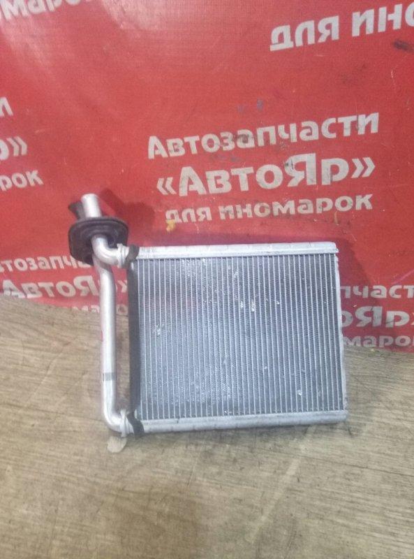 Радиатор печки Toyota Prius ZVW30 2ZR-FXE 04.2009