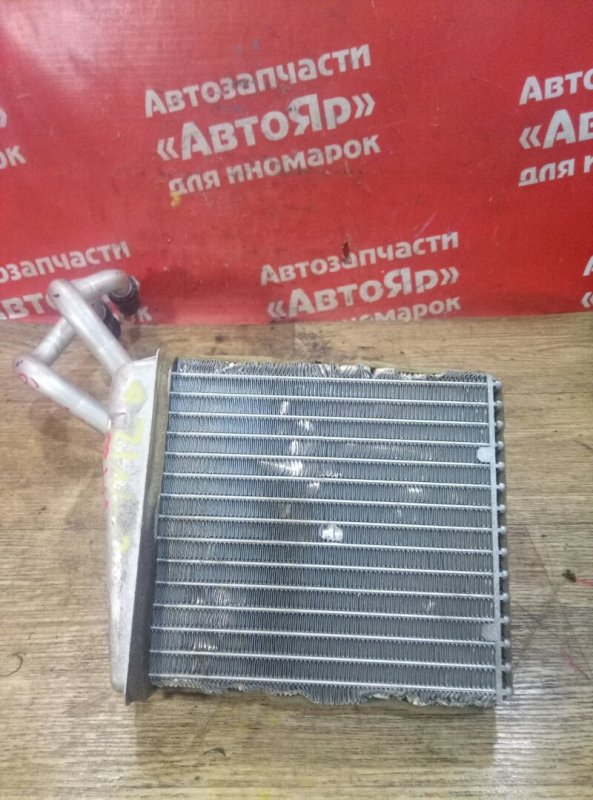 Радиатор печки Nissan Nv200 VM20 HR16DE 04.2012
