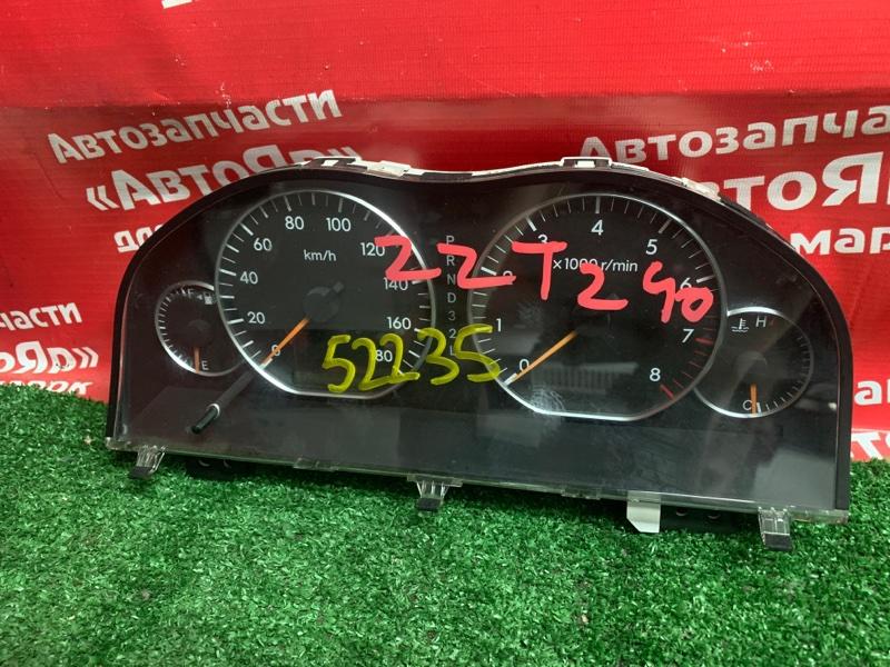 Комбинация приборов Toyota Allion ZZT240 1ZZ-FE 03.2007 83800-20A30