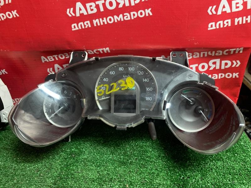Комбинация приборов Honda Fit Shuttle GP2 LDA 2011 78100TF9J210