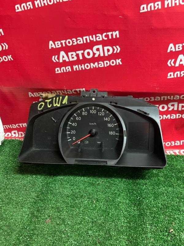 Комбинация приборов Nissan Nv200 VM20 HR16DE 04.2012 без стекла, дефект