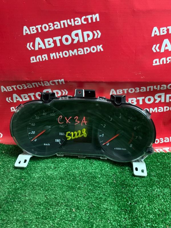 Комбинация приборов Mitsubishi Lancer X CX3A 4B10 03.2010 8100B256B