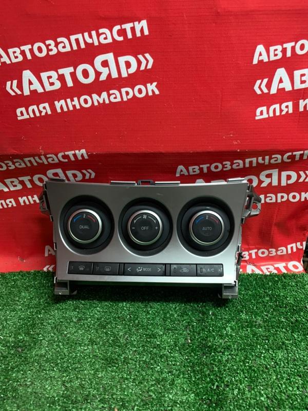 Блок управления климат-контролем Mazda Axela BL5FP ZY-VE 2012 B44F