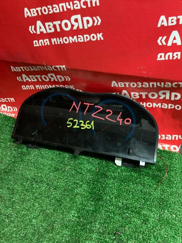 Комбинация приборов Toyota Premio NZT240 1NZ-FE 04.2005 83800-2B280