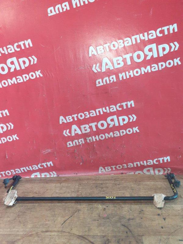 Стабилизатор Mitsubishi Asx GA3W 4B10 03.2011 задний с втулками и линками