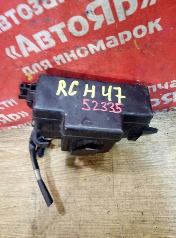 Блок предохранителей Toyota Regius RCH47W 3RZ-FE 10.1999