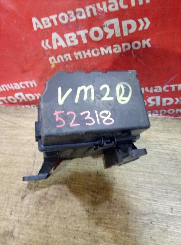 Блок предохранителей Nissan Nv200 VM20 HR16DE 04.2012