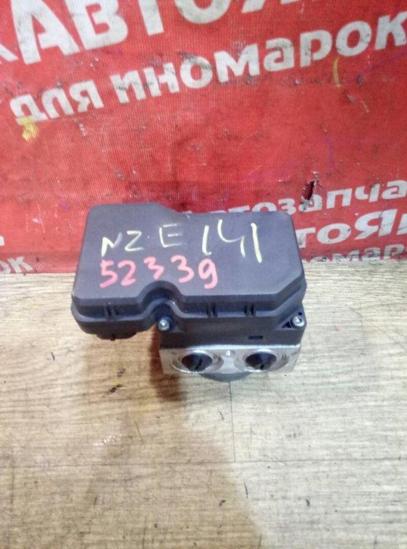 Блок abs Toyota Corolla Fielder NZE141G 1NZ-FE 02.2007 44510-12430