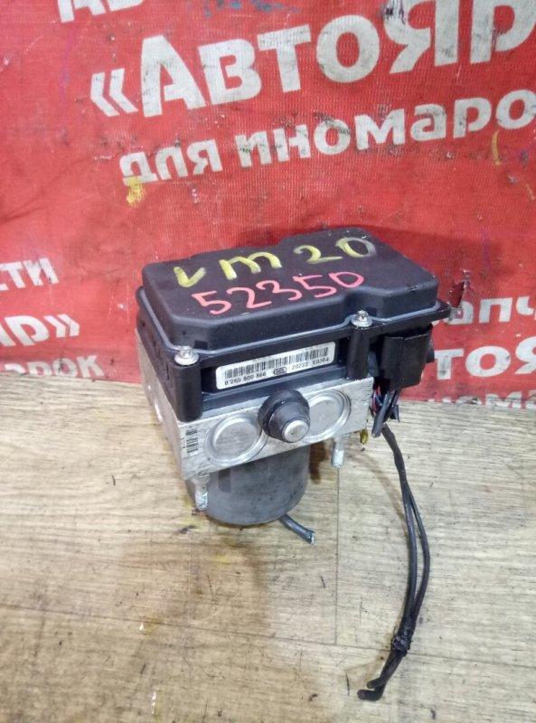 Блок abs Nissan Nv200 VM20 HR16DE 04.2012 47660-JX36A