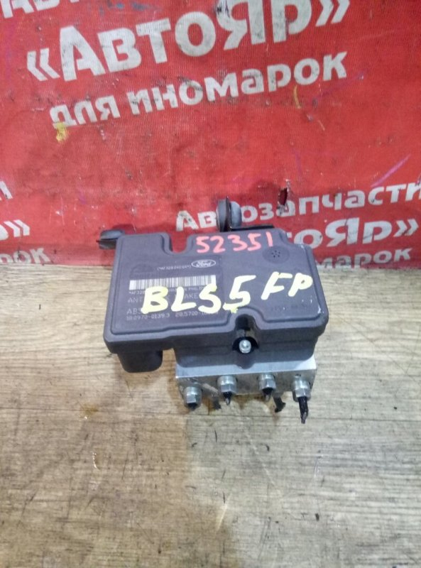 Блок abs Mazda Axela BL5FP ZY-VE 2012 8V61-2M110-EA