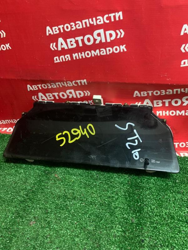 Комбинация приборов Toyota Corona Premio ST210 3S-FSE 83800-20690