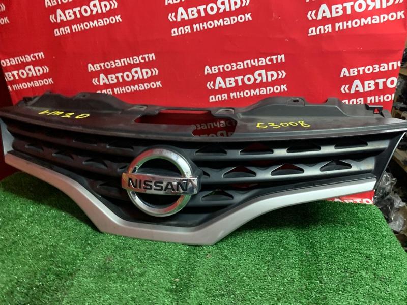 Решетка радиатора Nissan Nv200 VM20 HR16DE 04.2012