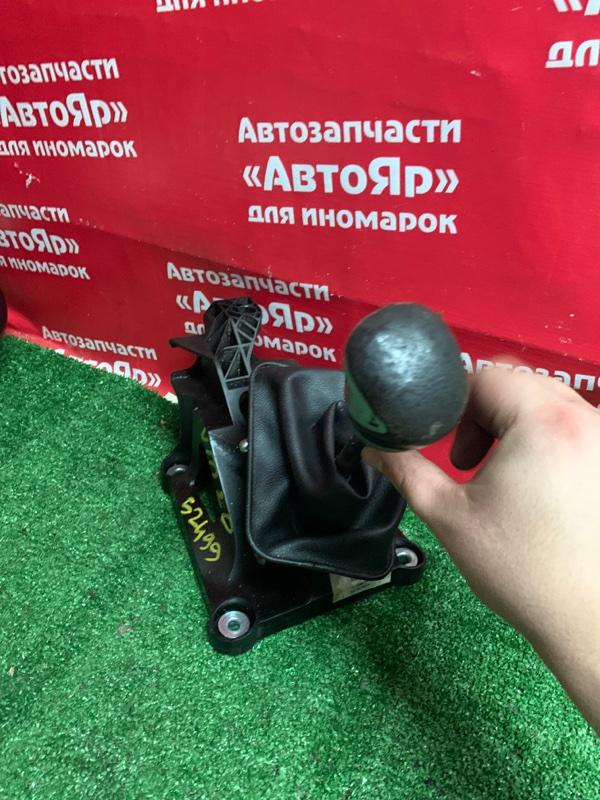 Рычаг переключения кпп Nissan Nv200 VM20 HR16DE 04.2012 механика