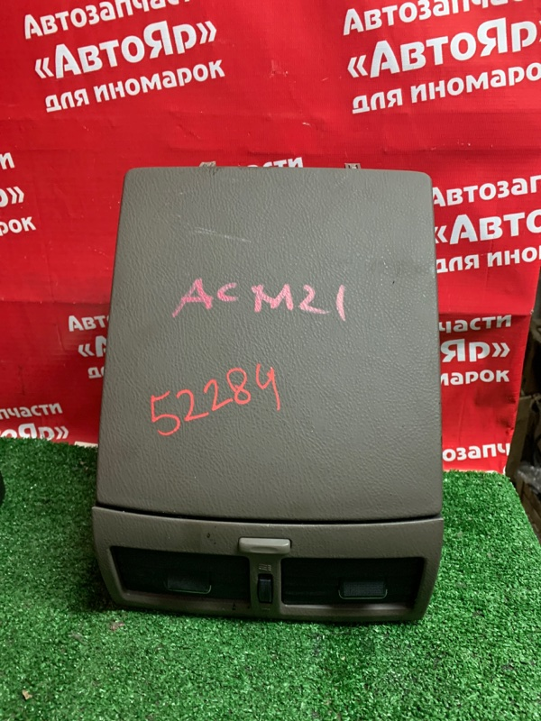 Дефлектор воздушный Toyota Ipsum ACM21W 2AZ-FE 2006.12 с бардачком