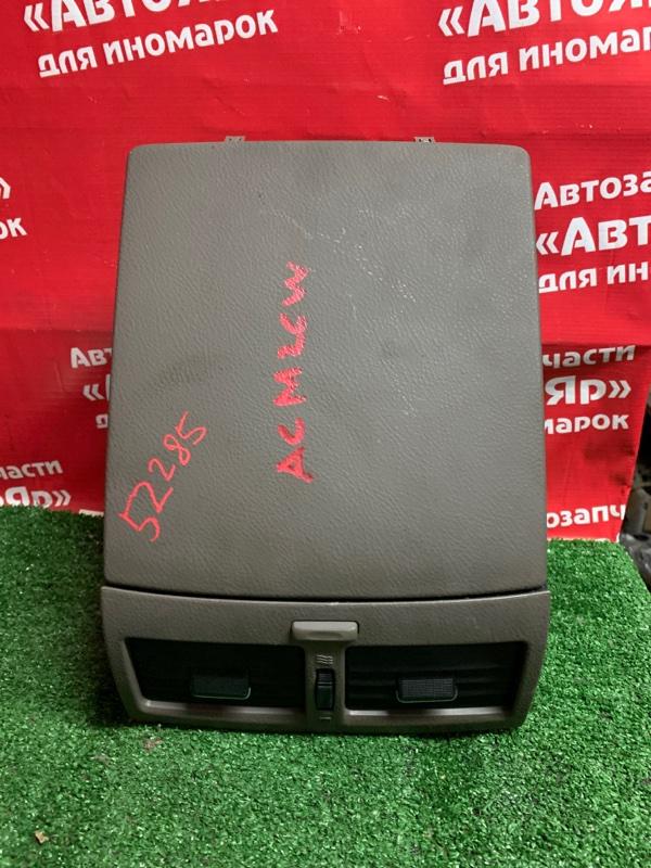 Дефлектор воздушный Toyota Ipsum ACM26W 2AZ-FE 2005.06 с бардачком