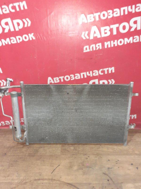 Радиатор кондиционера Mazda Axela BL5FP ZY-VE 2012