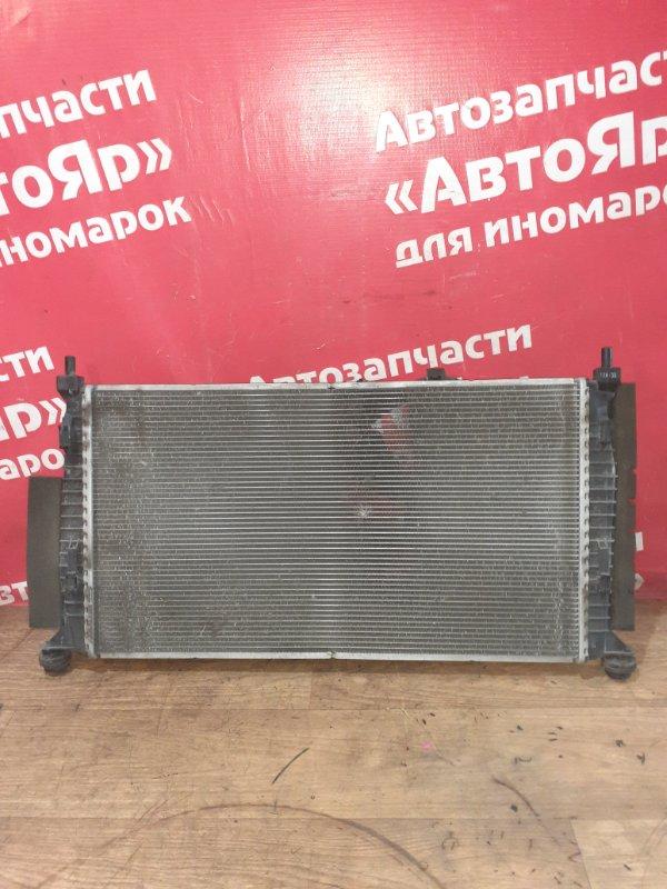Радиатор основной Mazda Axela BL5FP ZY-VE 2012