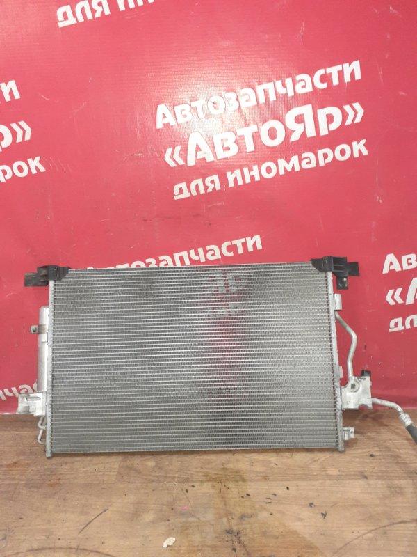 Радиатор кондиционера Mitsubishi Lancer X CX3A 4B10 03.2010