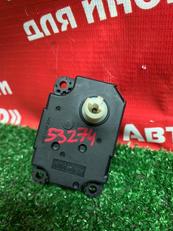 Привод заслонок отопителя Mitsubishi Asx GA3W 4B10 03.2011 vhb30-30005-a