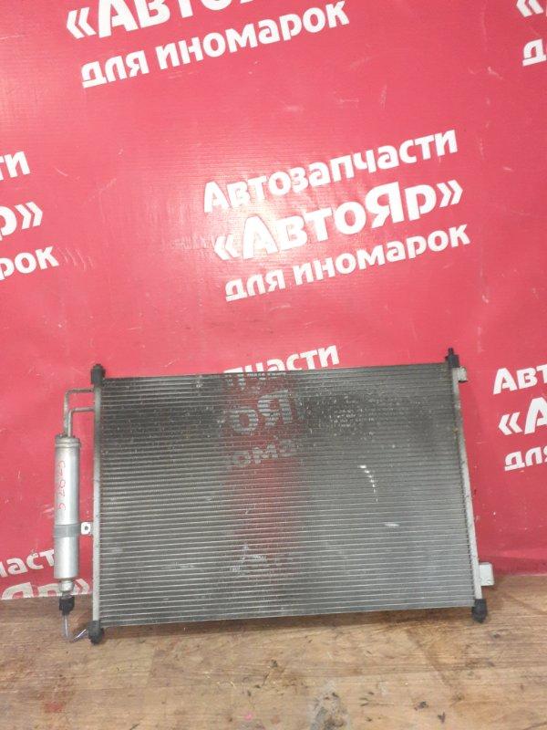 Радиатор кондиционера Nissan X-Trail TNT31 QR25DE 08.2007
