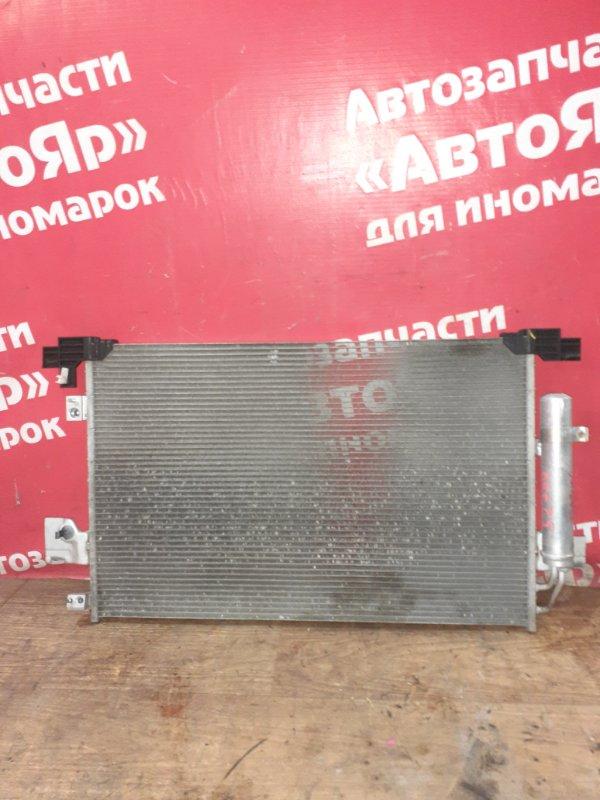 Радиатор кондиционера Mitsubishi Asx GA3W 4B10 03.2011
