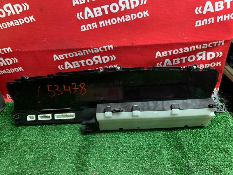 Комбинация приборов Toyota Prius ZVW30 2ZR-FXE 04.2009 83800-47340