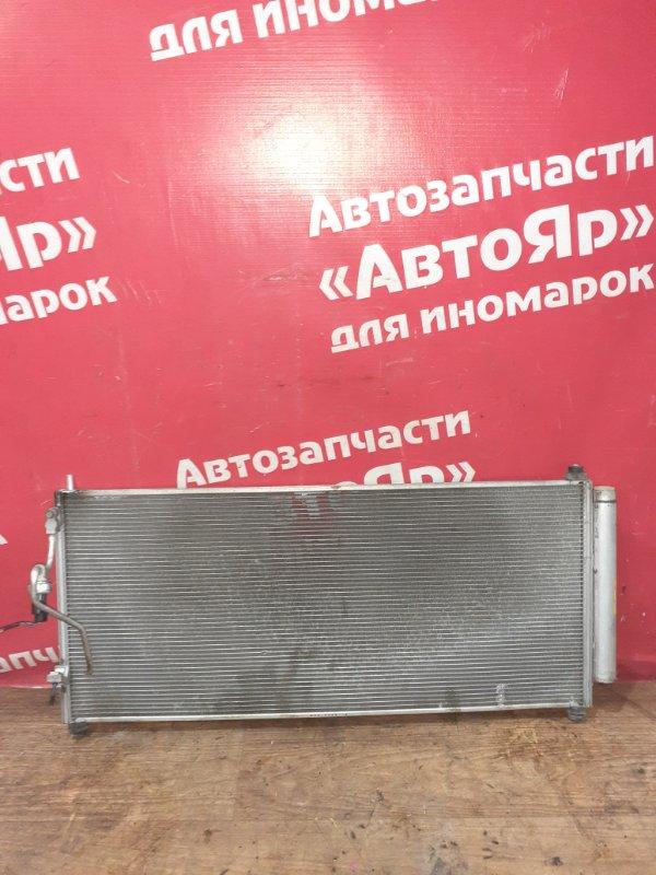 Радиатор кондиционера Honda Fit Shuttle GP2 LDA 2011