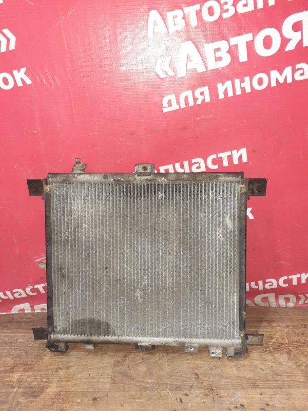 Радиатор кондиционера Mazda Bongo SK22M R2 08.2002