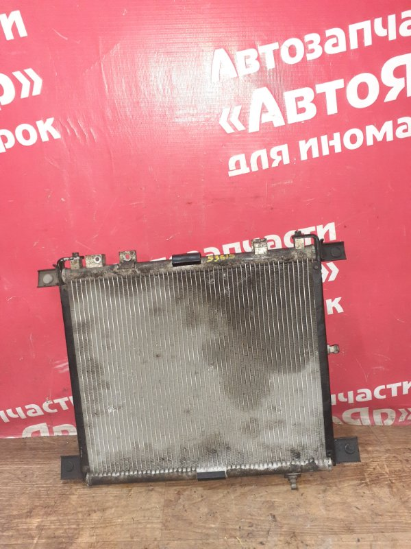 Радиатор кондиционера Mazda Bongo SK82V F8 11.2008 с диффузором